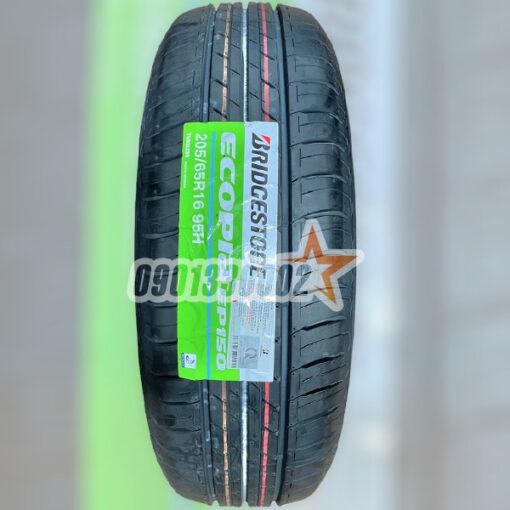 Lop Vo Xe Bridgestone 205 65R16 95H Ecopia EP150
