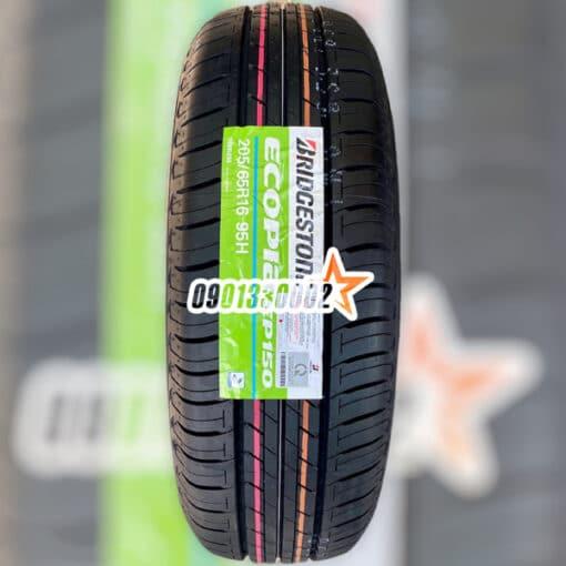 Lop Xe Bridgestone 205 65R16 95H Ecopia EP150