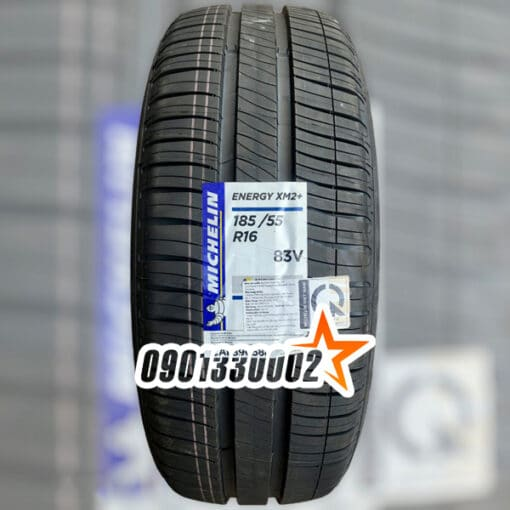 Lop Xe Michelin 185 55R16 83V Energy XM2