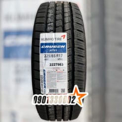 Lop Xe Kumho 225 65R17 102T Crugen HT51