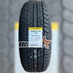 Lop Xe Dunlop 245 70R16 111S Grandtrek AT20