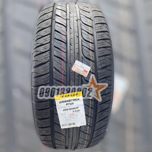 Lop Xe Dunlop 285 50R20 112V Grandtrek PT2A