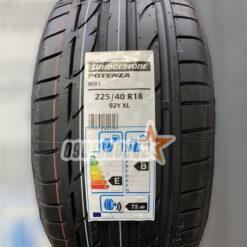 Lop Vo Xe Bridgestone 225 40R18 92Y Potenza S001 Runflat