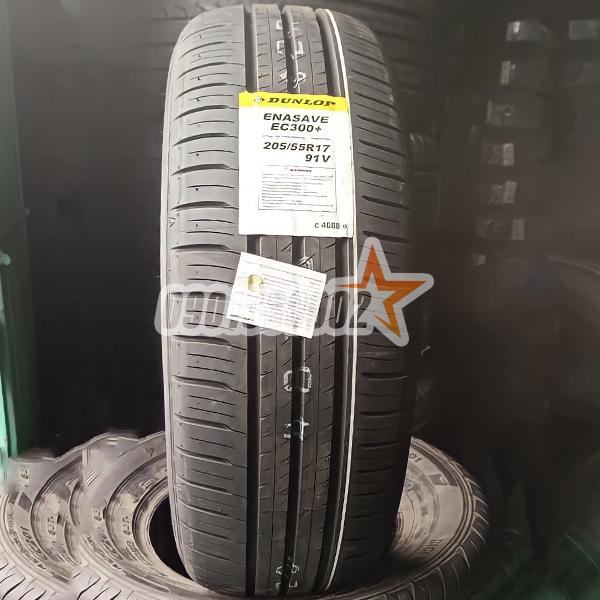 Lốp Dunlop 205/55R17 91V Enasave EC300+