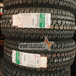 Lop Vo Xe Kumho 245 70R16 111T Road Venture AT51