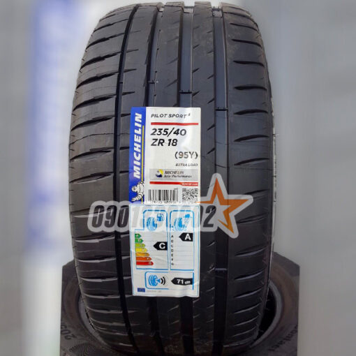 Lop Vo Xe Michelin 235 40R18 95Y Pilot Sport 4