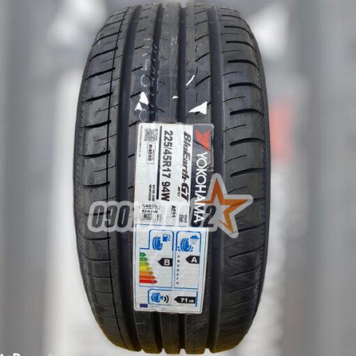 Lop Vo Xe Yokohama 225 45R17 94W BluEarth GT