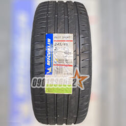 Lop Vo Xe Michelin 245 45ZR18 100Y Pilot Sport 4