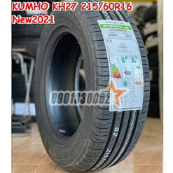 Lop Vo Xe Kumho 215 60R16 95V Ecowing KH27