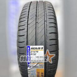 Lop Vo Xe Michelin 215 70R15C 109S Agilis 3 RC
