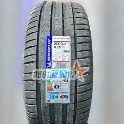 Lop Vo Xe Michelin 235 50R19 99V Pilot Sport 4 SUV
